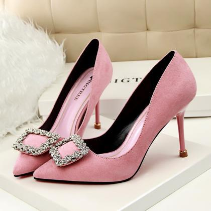 Rhinestone Shoes Women New Arrival ..
