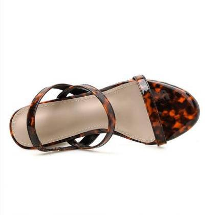 Spring Summer woman shoes sandals b..