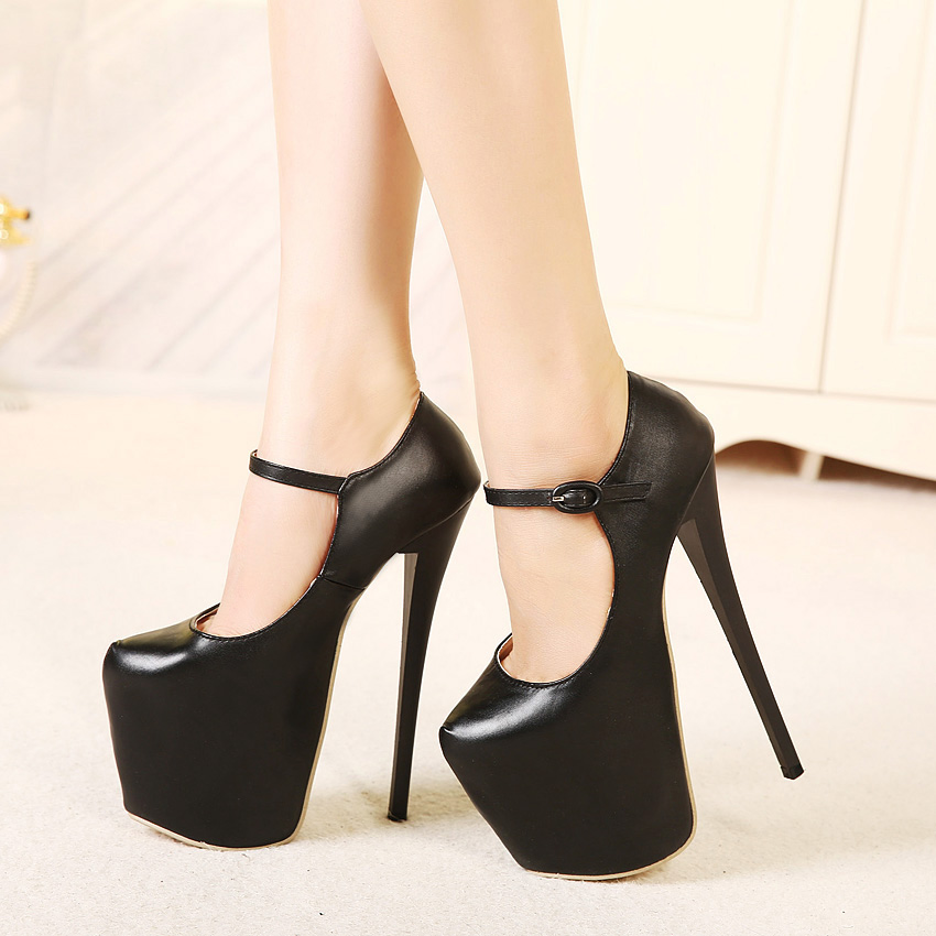 ... super high nude platform wedding pumps shoes woman sexy pointed toe high  heels women evening party shoes ladies Valentine s heeled pump women work  Club ... f0bae2ebfe24