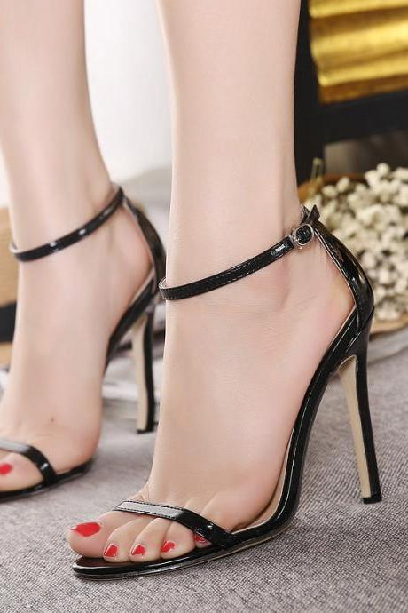 European 2016 woman love summer cute and simple Crisscross Ankle-strapy wedding heels sandals for girls women suede vintage fashion open toe Flock leather tassel evening sandal high heeled shoes Valentine's novelty party bridal nude platform pumps sandalias shoes zapatos tacones de mujer 726-3